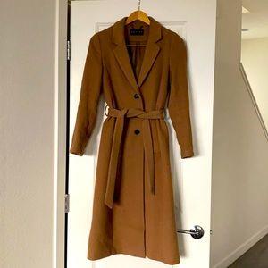 Esprit Classic Camel Coat